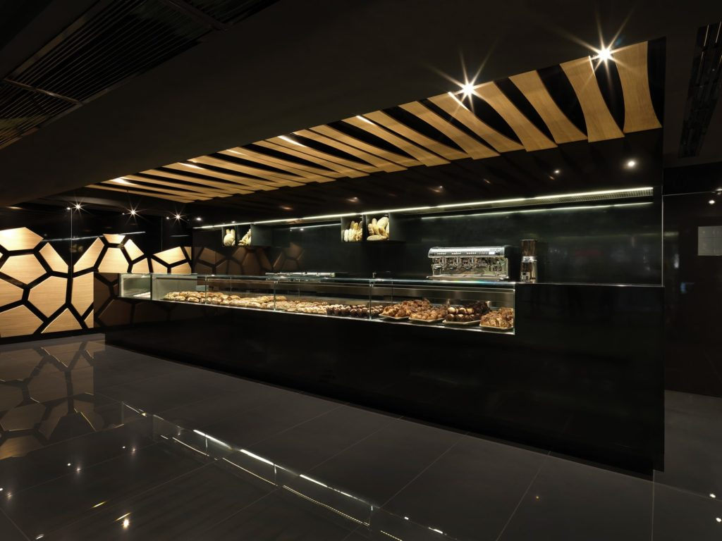 Vyta Boulangerie<br>Roma <br><br><h6>& Collidanielarquitetto</h6>